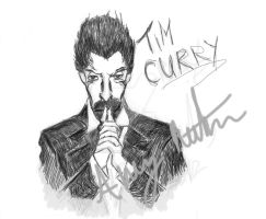 Tim Curry by Mad--Munchkin
