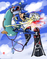 Metalsonic by g2ng2