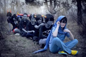 Homestuck 8 by Murasato