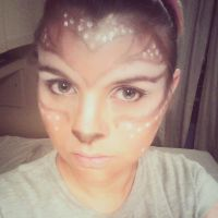 Bambi: inspired make-up by Child-OfTime