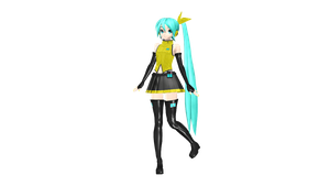 .:. DT Vocal Miku.:. DL by ChocoFudge98