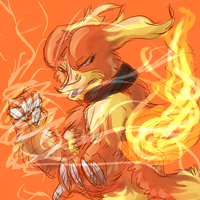 Thunderpunch - Magmar Edition by HearTheVoices