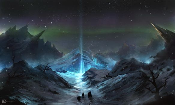 Southern Lights by Ninjatic