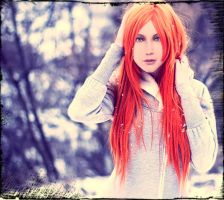 Claire Redhead - Fantasy version by cyber-rayne