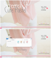 Screenshot Cute Pastel (w8) by iHaaay