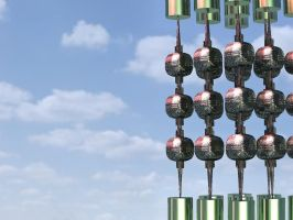wind chimes by Oxnot