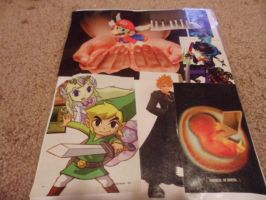 Game Informer Collage by Animebug1