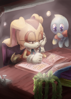 Homework by wasseraku