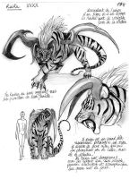 Bestiaire -17 by Wing-Gold-Tiger
