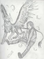Gryphon Girl by living4him