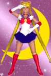 Sailor Moon Then by Princessdawn3D