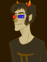 Sollux Captor by Thystle