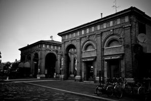 An early afternoon in Cesena XXXII by SilvieTepes
