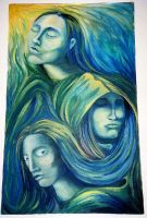 Three Women by AnneCat
