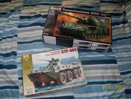 New 1/35 Scale Models by Shay-Tank-Dragon-41