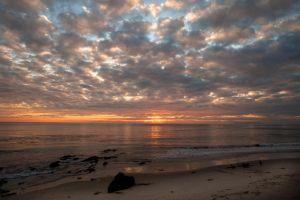 Point Mugu Beach III by CharlesEagan