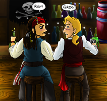 Rum and Grog by fellow-traveller