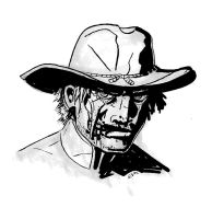 Jonah Hex. by didism