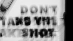Don't Take The Shot by TheGhostVirus