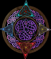Celtic Knots by Star-Chaster