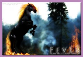 Fever. by hlsStronger