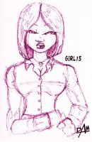 girl 15 by dmario
