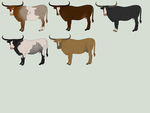 Rockwell Cows by Vox-Morda