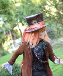 The Mad Hatter: On the run by BasiliskRules