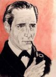 Portraits: Sherlock Holmes by CpointSpoint