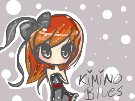 Maplestory-KiMiNoBlues by mochatchi