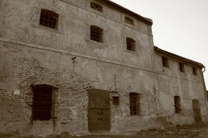Abandoned mill stock 02 by Metropolis-Decay