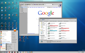 Windows 7 Classic Theme WIP 7 by EyesOfARaven