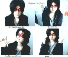 Jason Todd test by Childishx