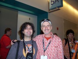 ORD with Rob Paulsen by OneRadicalDude