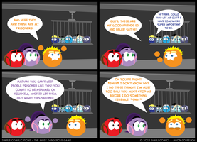 SC237 - Most Dangerous Game 37 by simpleCOMICS