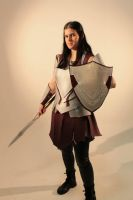 Lady Sif Cosplay version 3 by MeltingRoses