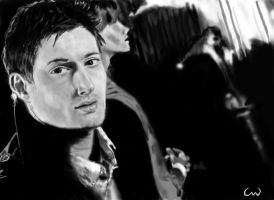 Dean Winchester by ConnieUitsu