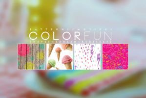 Colorfun - .Pat by Ihavethedreamersdise