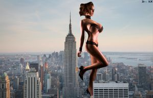 Growing Jordan Carver (2) by ZituKX