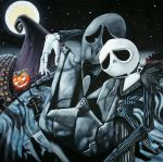 Jack Skellington by Chrissyboyuk