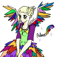 [Draw-To-Adopt ENTRY] Aderet by OkayIlie