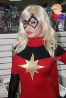 Katymor as Moonstone Ms Marvel by norrit07