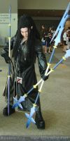 Me as Xaldin at Otakon 2008 by ArcadiaEclipse
