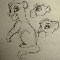 Sketch by Anyahs