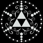 Triforce Design by whitescorpion82