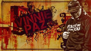 Vinnie Paz Wallpaper by ManiaGraphic