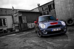Mini Cooper GP by rugzoo