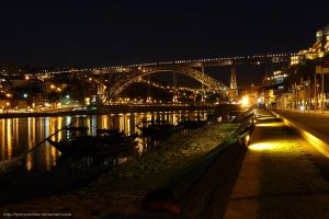 Porto - D. Luis Iron Bridge 4 by Lynx-Pardina