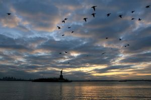 Statue Of Liberty 61 by Doumanis