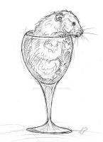 Hamster Wine by zenobia